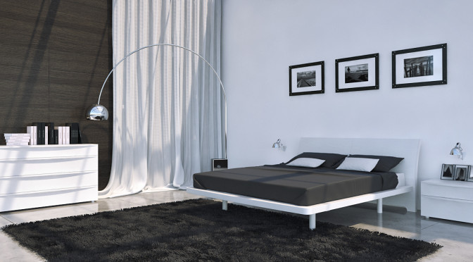Moderne Betten für Ihr Schlafzimmer